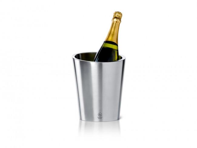 Champagnerkühler doppelwandig Ø17x22cm