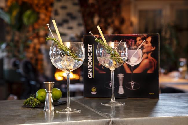 Gin Tonic-Set 5tlg