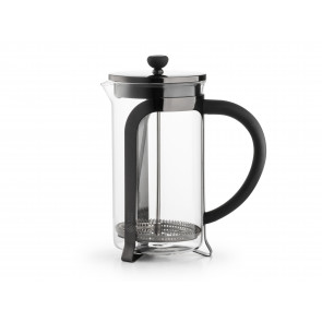Kaffeebereiter Shiny Metal 1,0L