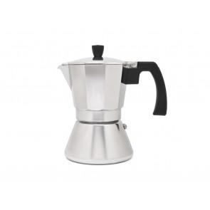 Espressokocher Tivoli 6 Tassen alu (Iduk.)