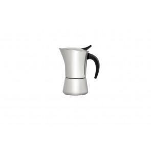 Espressokocher Ancona 6 Cups matt (Induk.)
